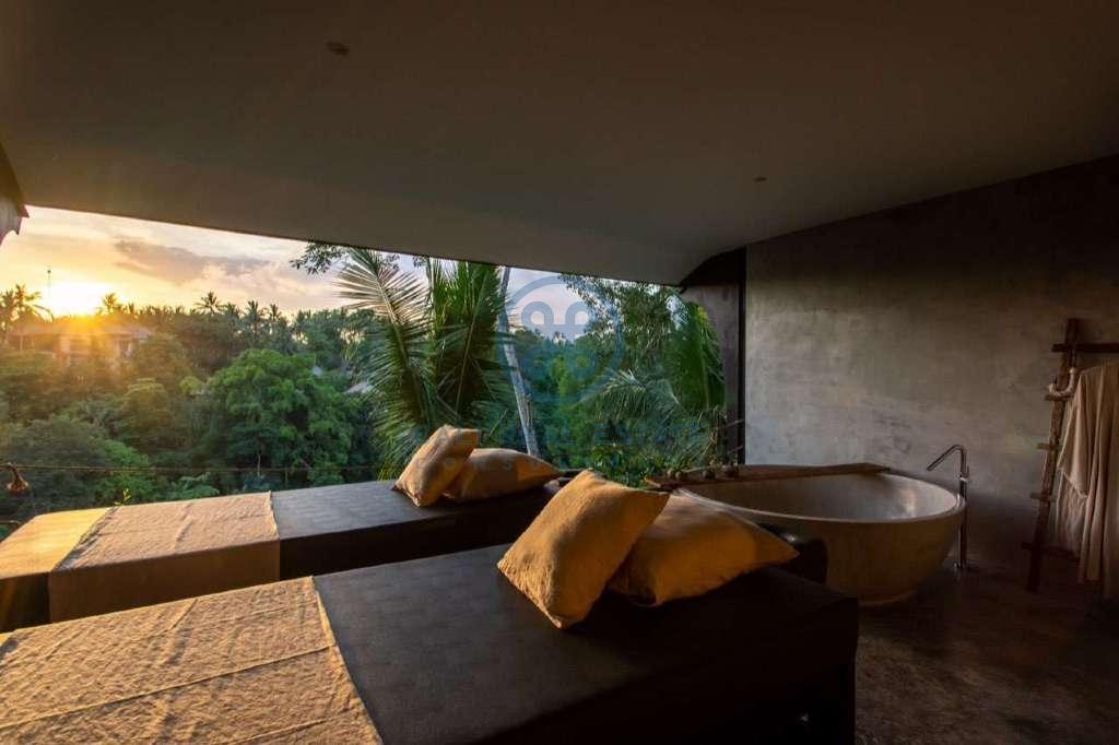 19 bedrooms hotel retreat hillside sunset ubud for sale rent 12