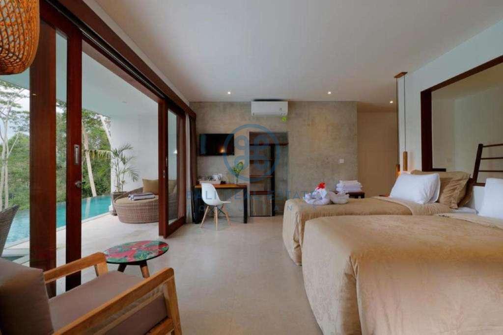 19 bedrooms hotel retreat hillside sunset ubud for sale rent 21