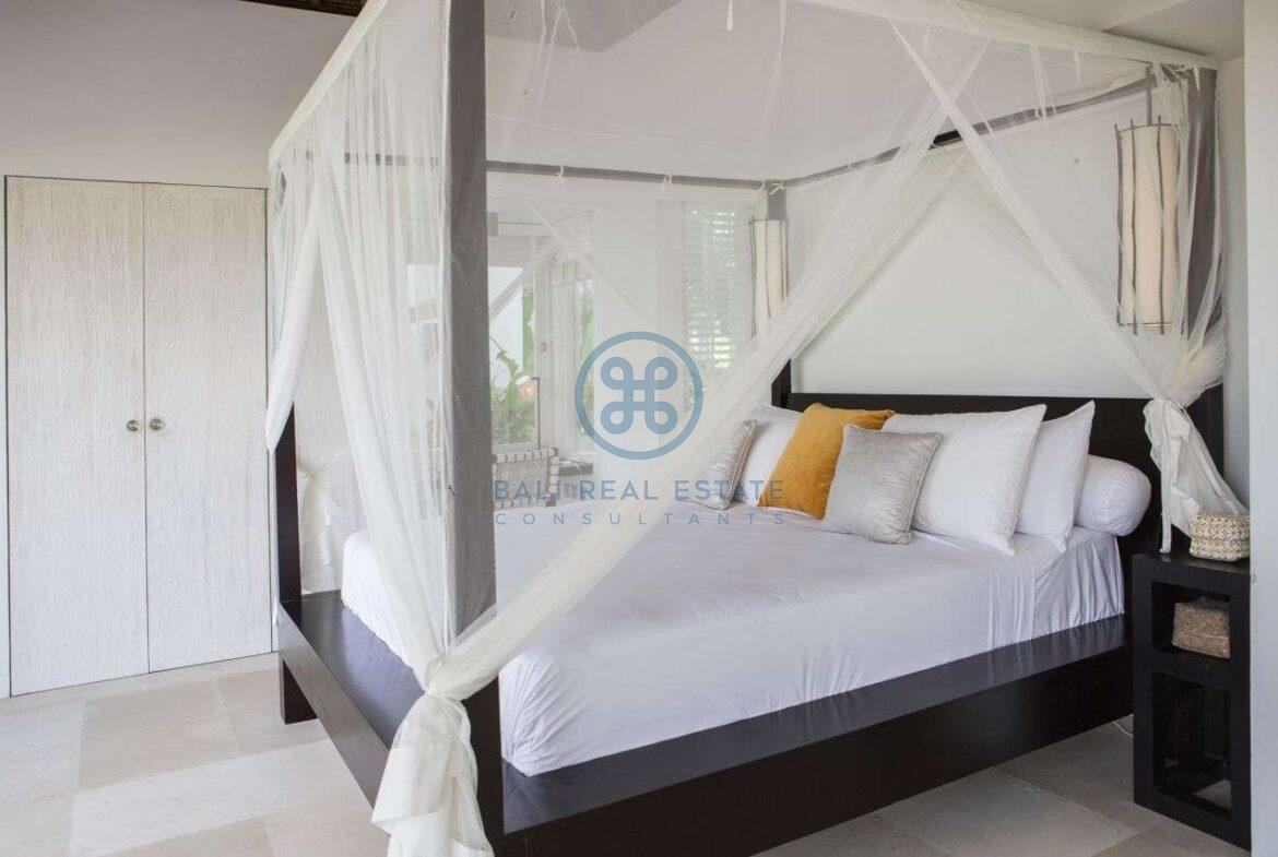 2 bedrooms tropical villa ricefield ubud for sale rent 8