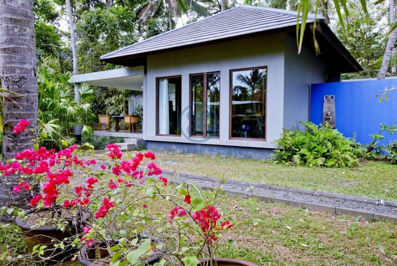 2 bedrooms villa estate river view ubud for sale rent 13
