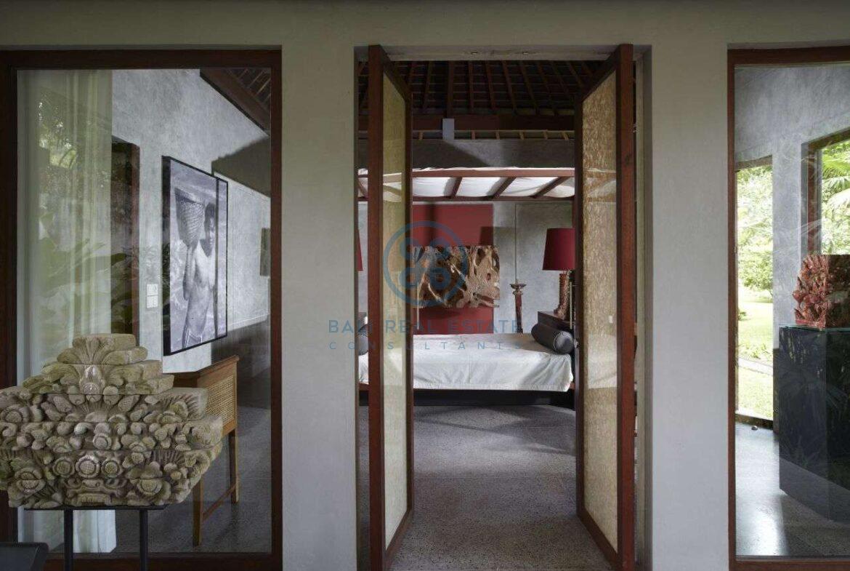 2 bedrooms villa estate river view ubud for sale rent 14