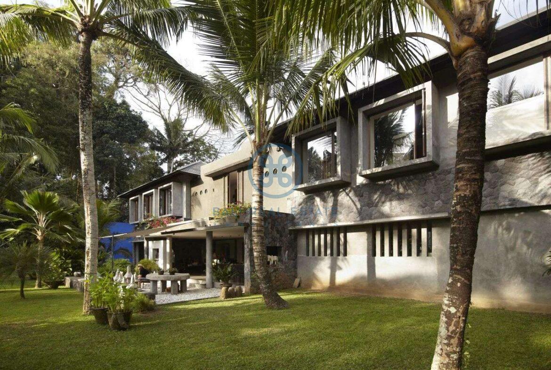 2 bedrooms villa estate river view ubud for sale rent 16