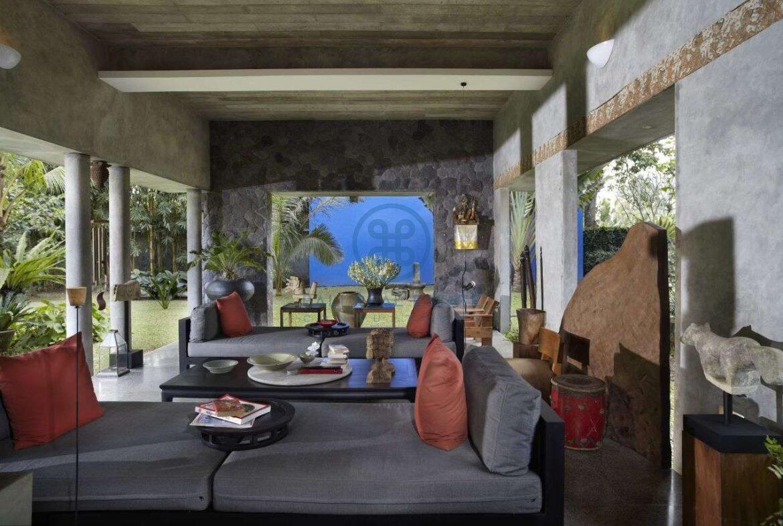 2 bedrooms villa estate river view ubud for sale rent 23