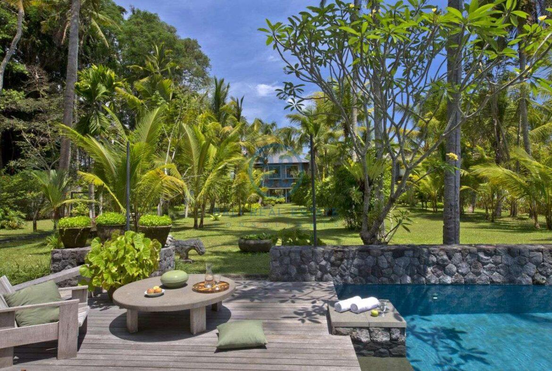 2 bedrooms villa estate river view ubud for sale rent 25