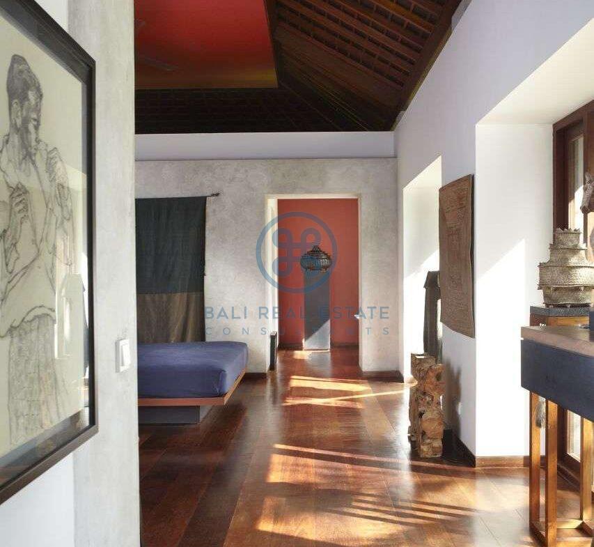 2 bedrooms villa estate river view ubud for sale rent 7