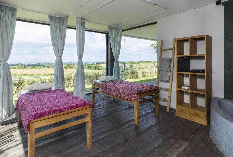 24 bedrooms retreat ocean view tanah lot for sale rent 12