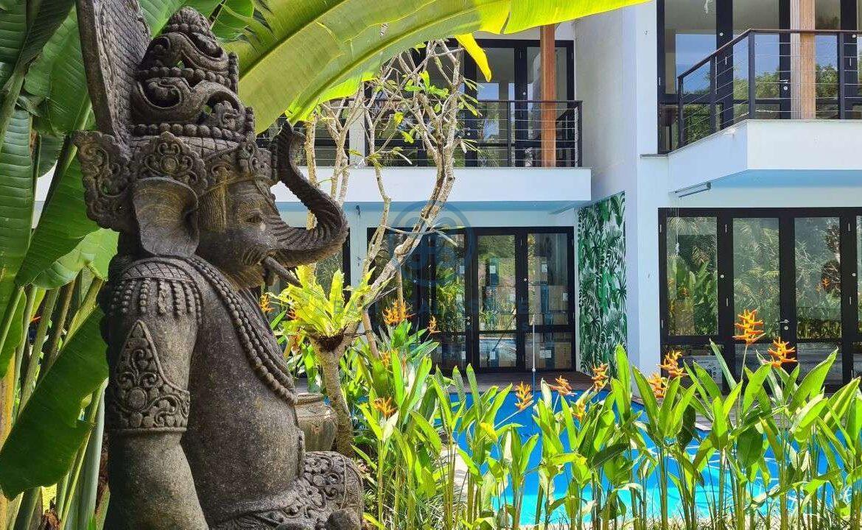 26 bedrooms modern villa investment ubud for sale rent 27