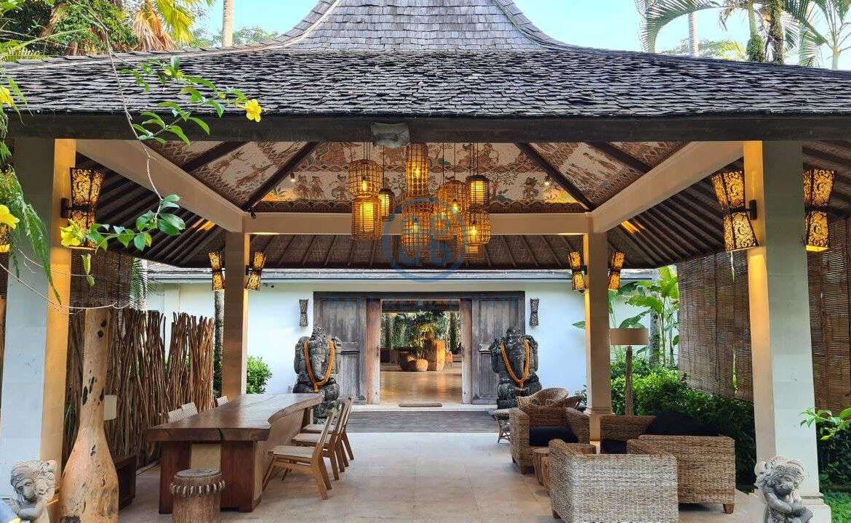 26 bedrooms modern villa investment ubud for sale rent 5