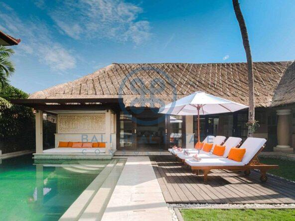 3 bedroom balinese villa sanur for sale rent 3