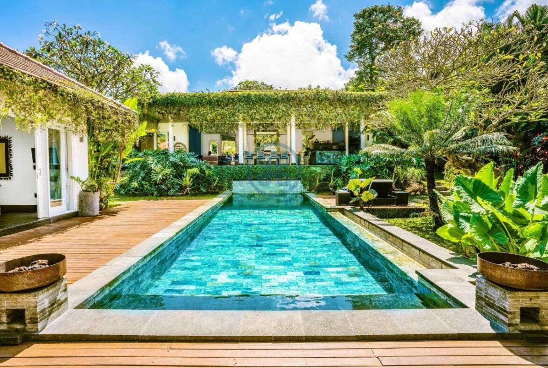 3 bedroom riverside villa umalas for sale rent 1