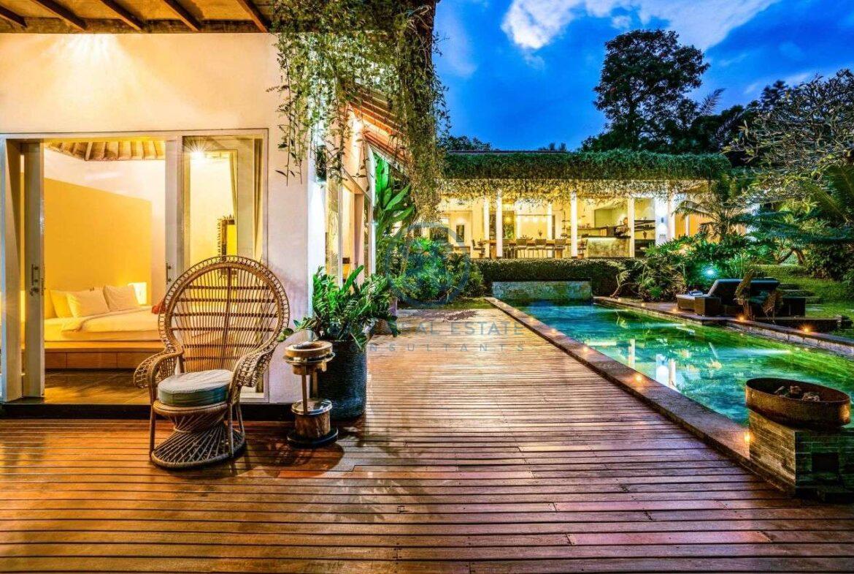 3 bedroom riverside villa umalas for sale rent 28 1