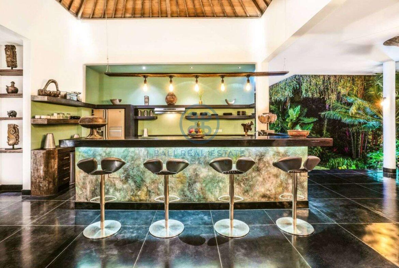 3 bedroom riverside villa umalas for sale rent 9 1