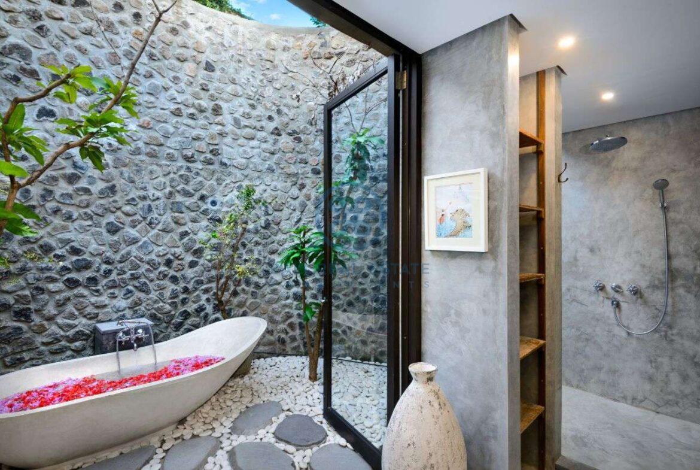 3 bedrooms designer villa in exclusive community ubud for sale rent 3