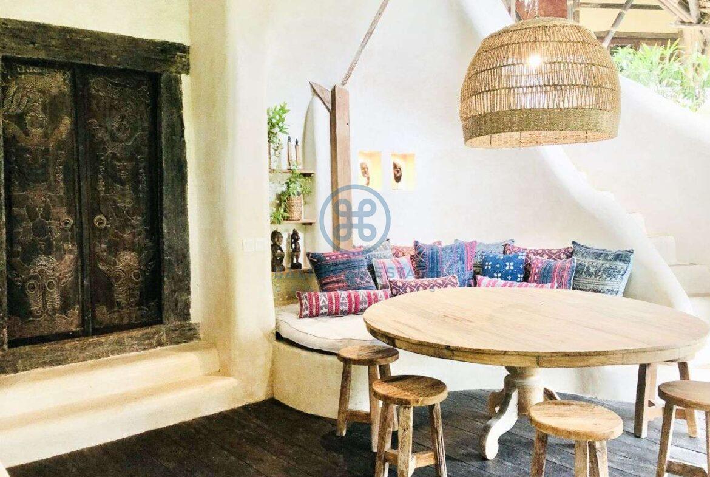 3 bedrooms eco villa ubud sayan community for sale rent 2