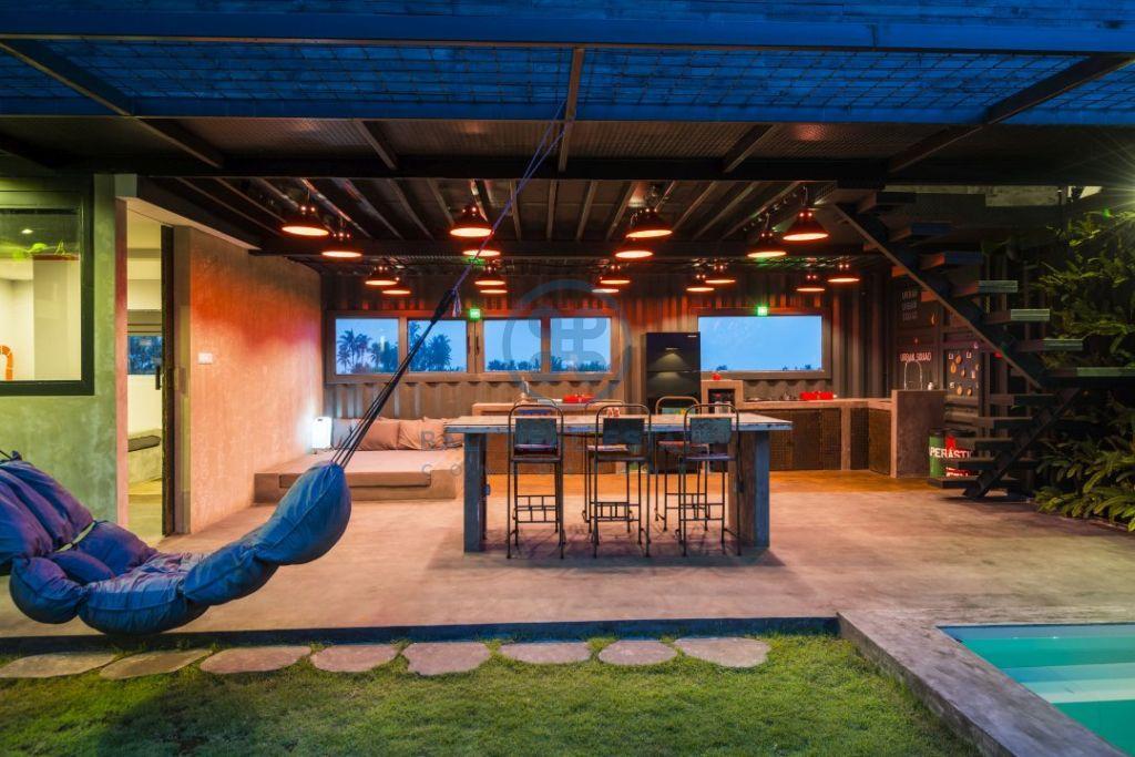 3 bedrooms leasehold designer villa bali tabanan for sale rent 1