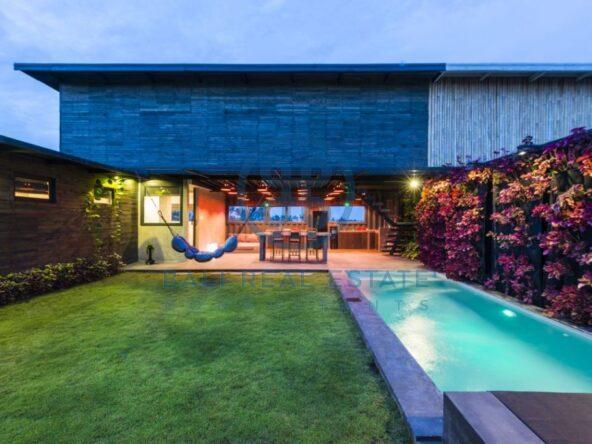 3 bedrooms leasehold designer villa bali tabanan for sale rent 5