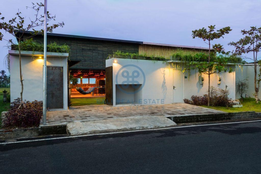 3 bedrooms leasehold designer villa bali tabanan for sale rent 6