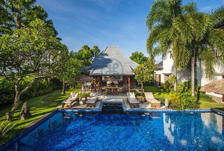 3 bedrooms villa bali style ricefield view kedungu for sale rent 14