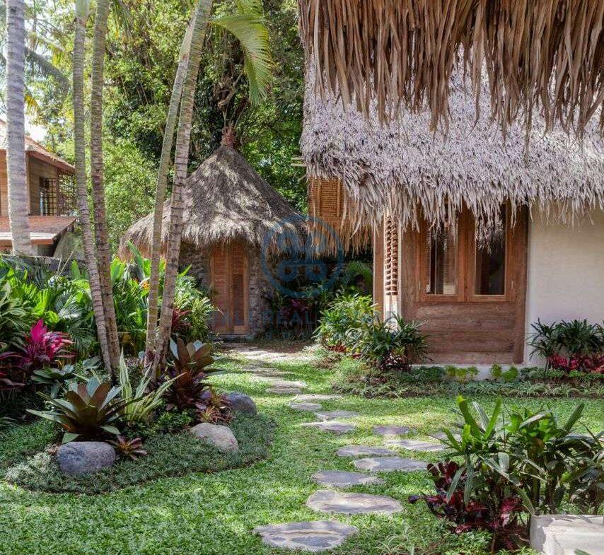 3 bedrooms villa eco ricefield view ubud for sale rent 13