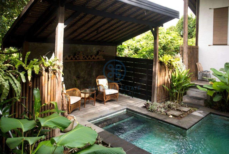 3 bedrooms villa in central ubud for sale rent 3