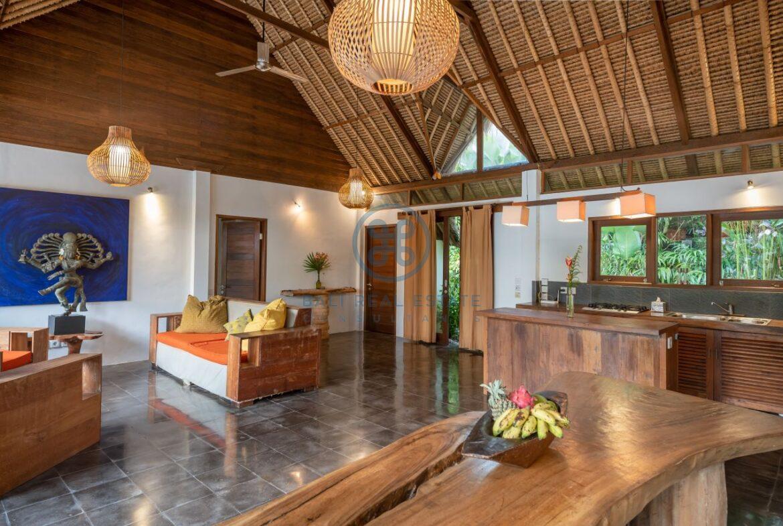 3 bedrooms villa overlooking river sayan ridge ubud for sale rent 11