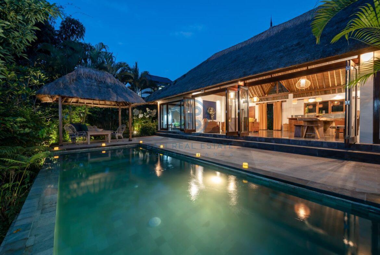 3 bedrooms villa overlooking river sayan ridge ubud for sale rent 13