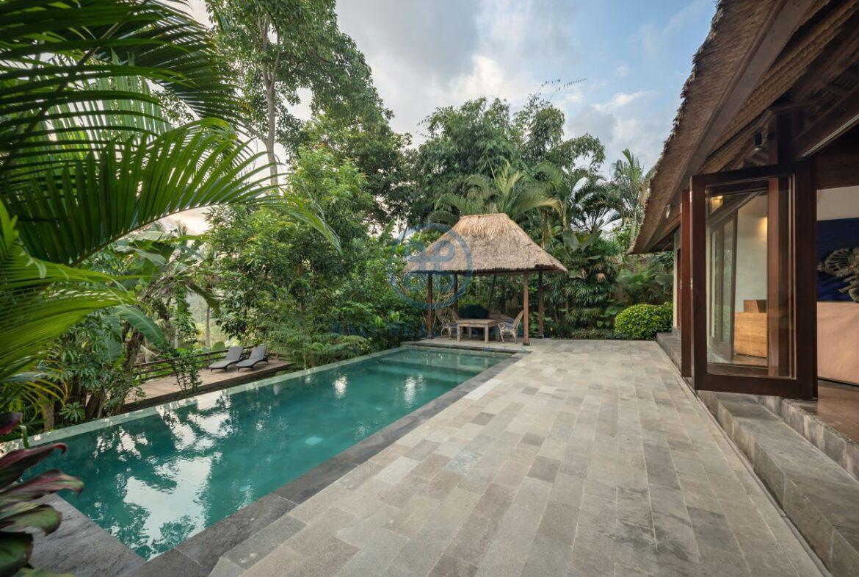 3 bedrooms villa overlooking river sayan ridge ubud for sale rent 8