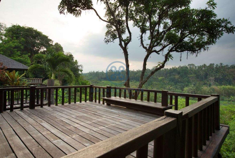 3 bedrooms villa ubud valley view for sale rent 13