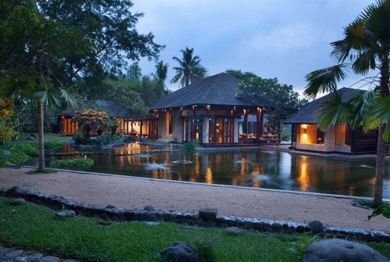 3 bedrooms villa ubud valley view for sale rent 2