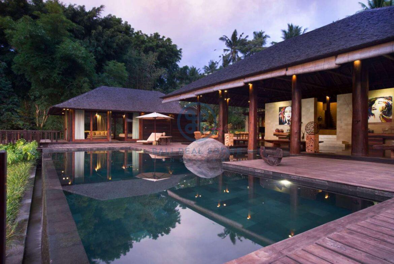 3 bedrooms villa ubud valley view for sale rent 20