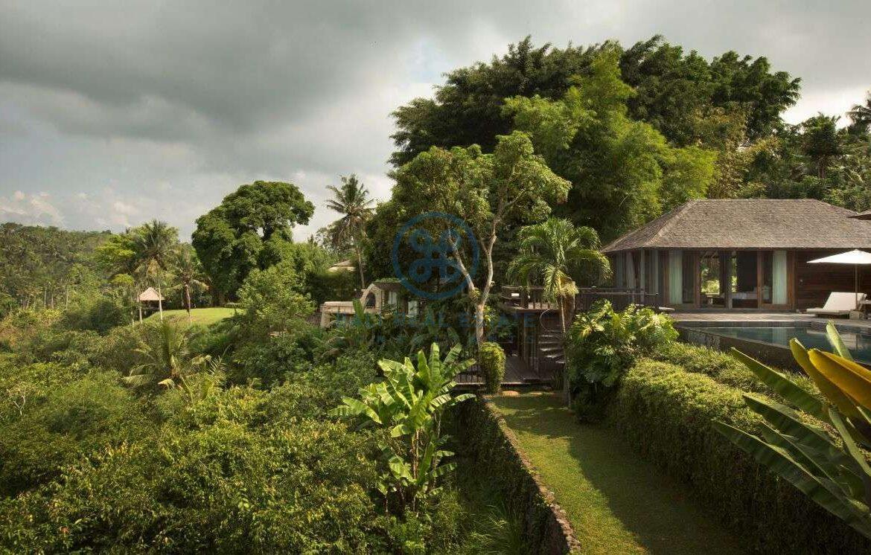 3 bedrooms villa ubud valley view for sale rent 3
