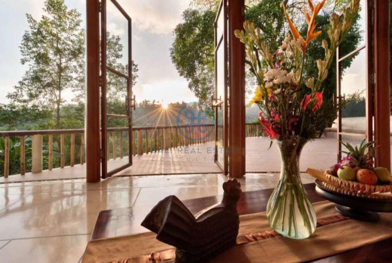 3 bedrooms villa ubud valley view for sale rent 32