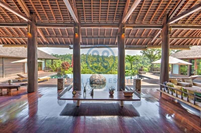 3 bedrooms villa ubud valley view for sale rent 36