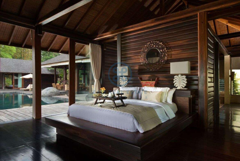 3 bedrooms villa ubud valley view for sale rent 5