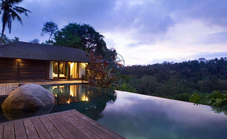 3 bedrooms villa ubud valley view for sale rent 7