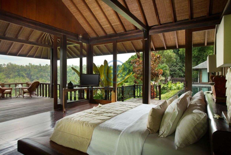 3 bedrooms villa ubud valley view for sale rent 9