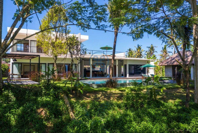 3 bedrooms villa valley view ubud for sale rent 5 1