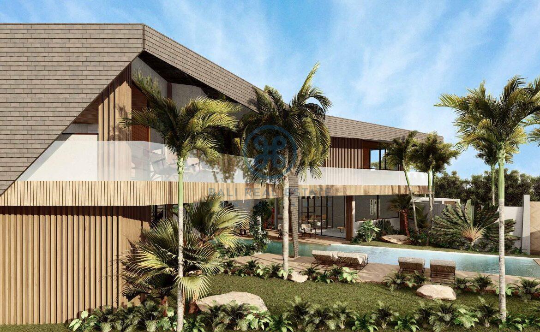 4 5 bedroom leasehold designer villa development canggu berawa for sale6 scaled