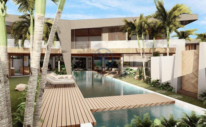 4 5 bedroom leasehold designer villa development canggu berawa for sale7 scaled