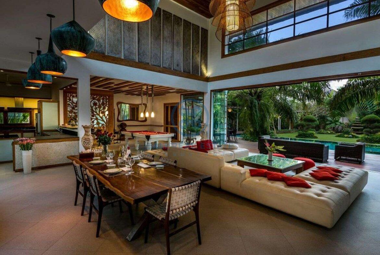 4 bedroom family home villa umalas for sale rent 5