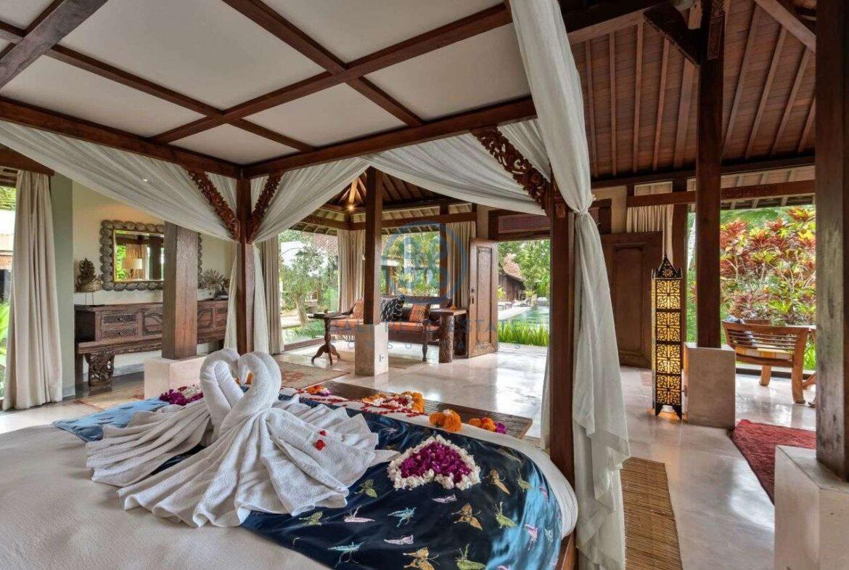 4 bedrooms villa estate jungle view ubud for sale rent 10