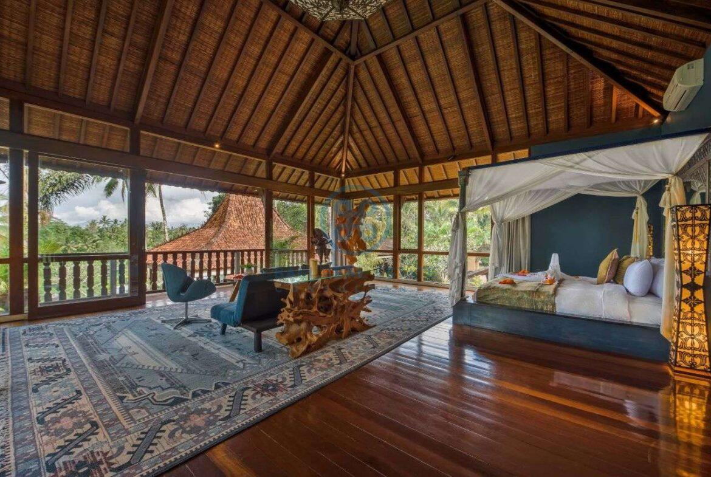 4 bedrooms villa estate jungle view ubud for sale rent 16