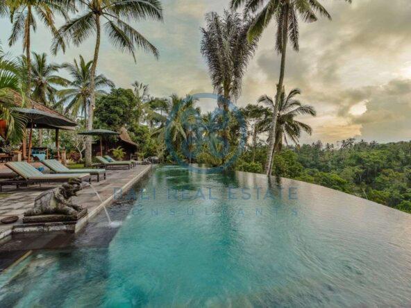 4 bedrooms villa estate jungle view ubud for sale rent 2 1