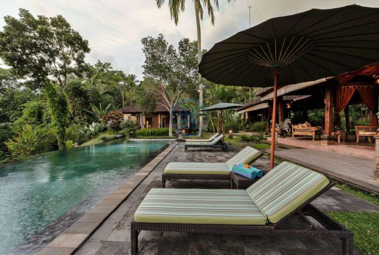 4 bedrooms villa estate jungle view ubud for sale rent 27