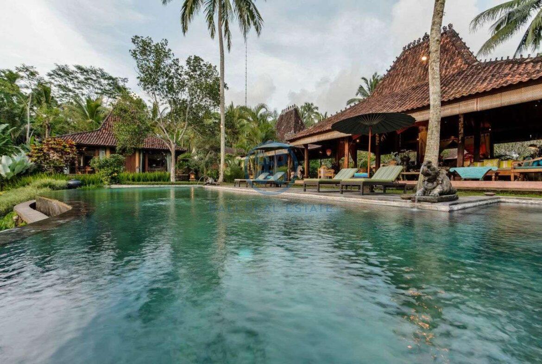 4 bedrooms villa estate jungle view ubud for sale rent 3