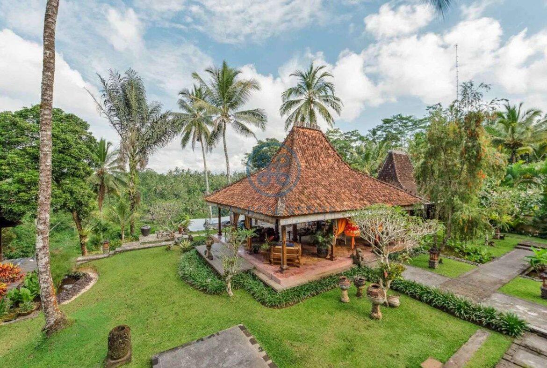 4 bedrooms villa estate jungle view ubud for sale rent 6