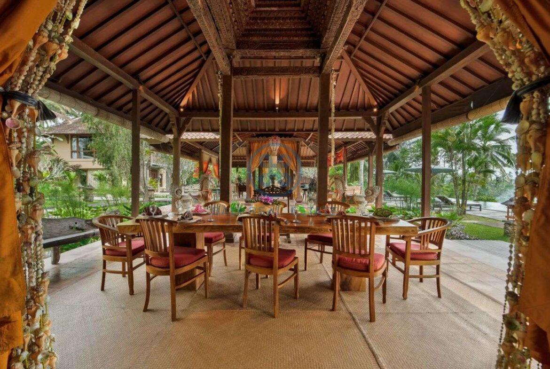 4 bedrooms villa estate jungle view ubud for sale rent 8