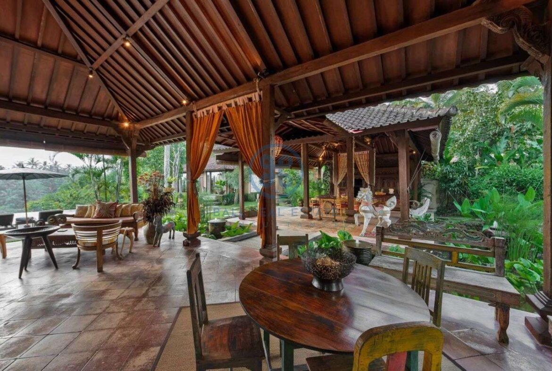 4 bedrooms villa estate jungle view ubud for sale rent 9