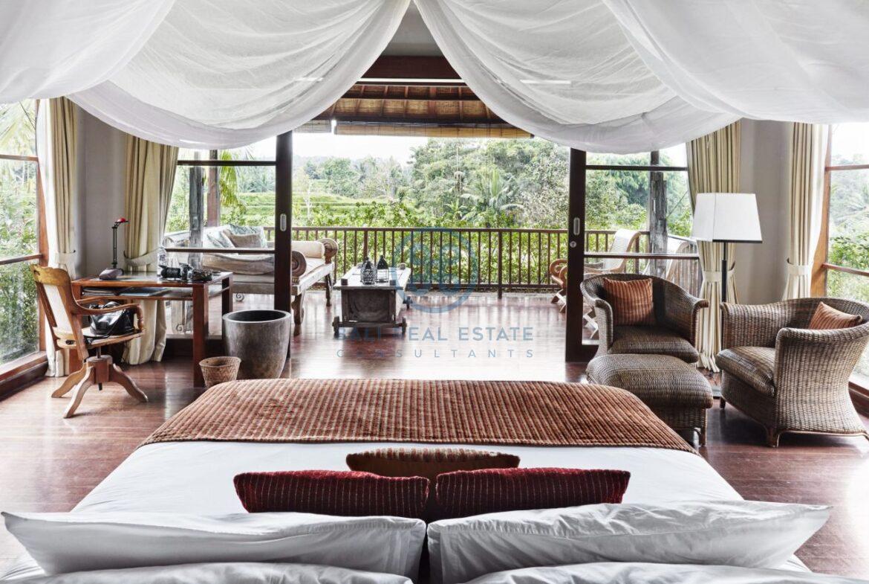 4 bedrooms villa estate moutain view ubud for sale rent 11