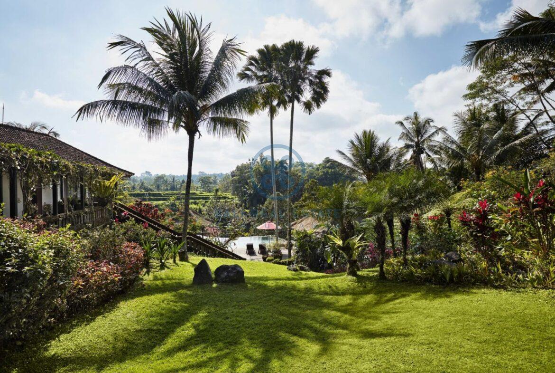 4 bedrooms villa estate moutain view ubud for sale rent 5